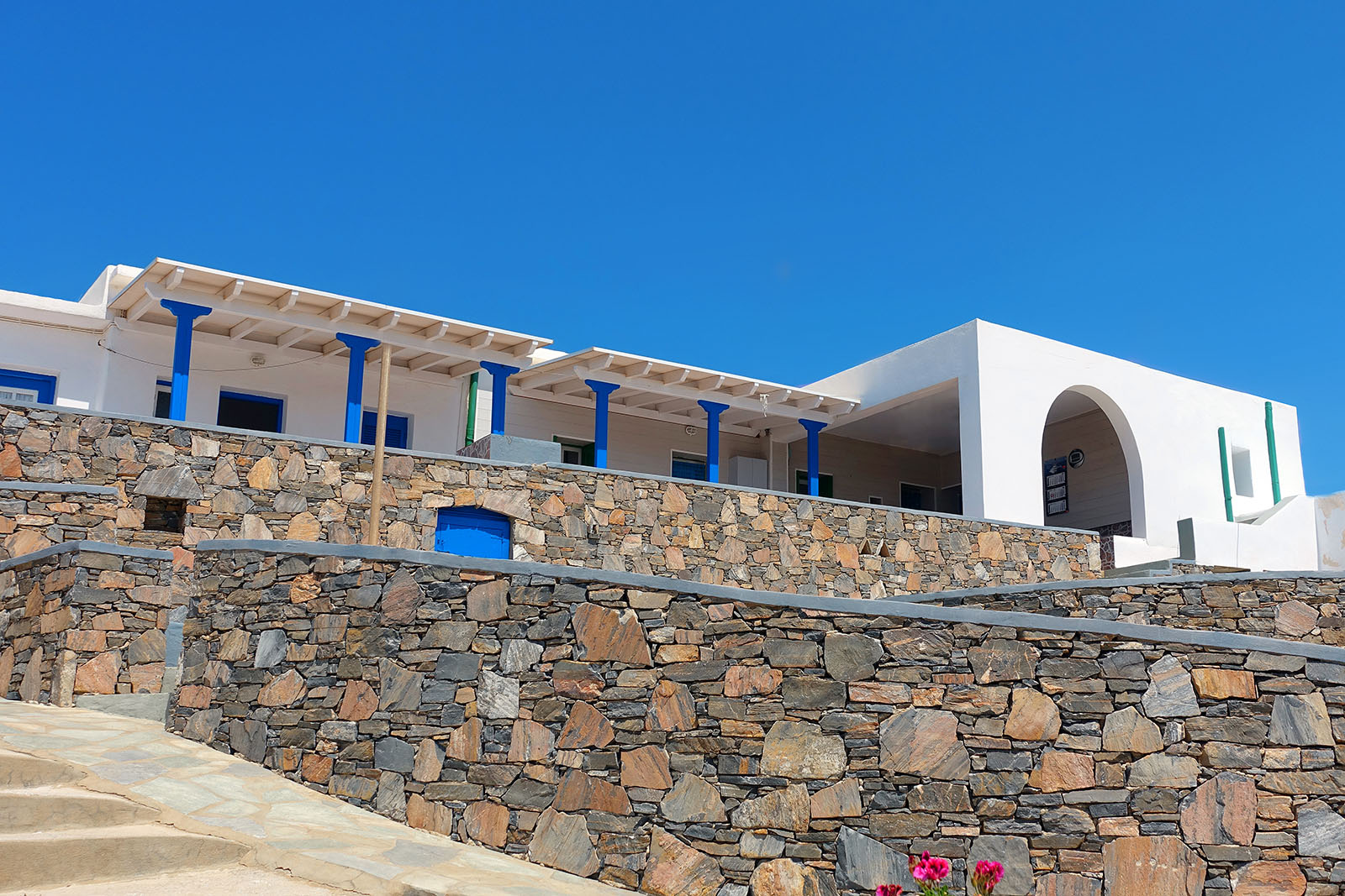 Panorama | Rooms to Let Folegandros | Welcome